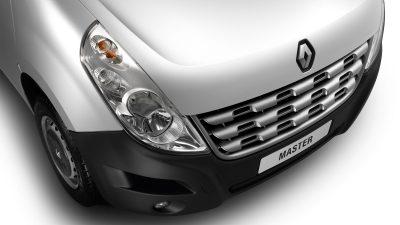 Renault master minibus